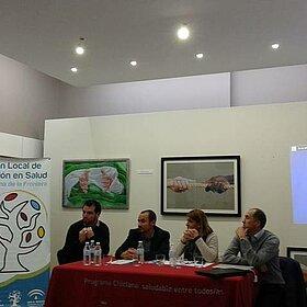 Mesa Redonda I Semana Salud 2016
